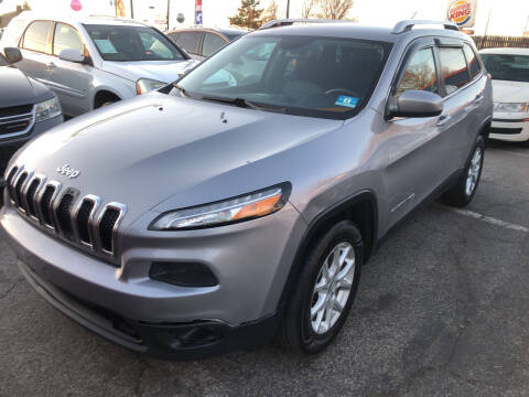 2015 Jeep Cherokee for sale at SuperBuy Auto Sales Inc in Avenel NJ