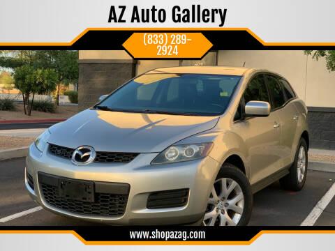 2009 Mazda CX-7 for sale at AZ Auto Gallery in Mesa AZ
