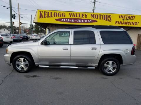 2006 Chevrolet TrailBlazer EXT for sale at Kellogg Valley Motors in Gravel Ridge AR