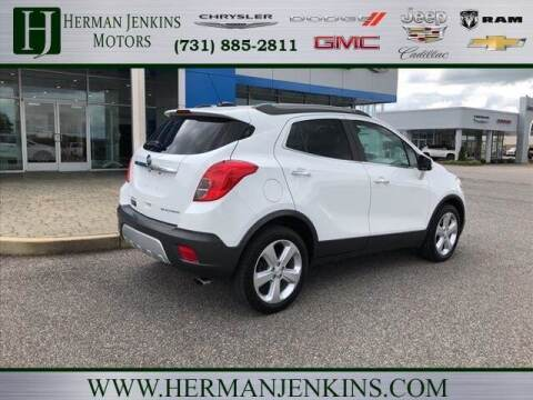 2016 Buick Encore for sale at CAR MART in Union City TN