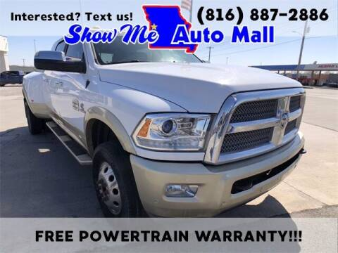 2017 RAM Ram Pickup 3500 for sale at Show Me Auto Mall in Harrisonville MO