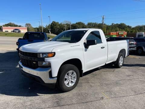 2019 Chevrolet Silverado 1500 for sale at Greg's Auto Sales in Poplar Bluff MO