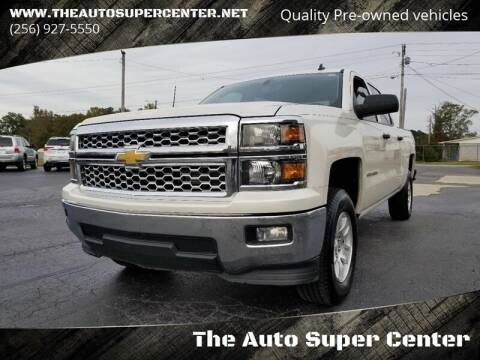 2014 Chevrolet Silverado 1500 for sale at The Auto Super Center in Centre AL