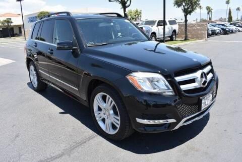 2015 Mercedes-Benz GLK for sale at DIAMOND VALLEY HONDA in Hemet CA