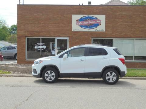2018 Chevrolet Trax for sale at Eyler Auto Center Inc. in Rushville IL