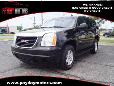 2011 GMC Yukon for sale at Payday Motors in Wichita And Topeka KS