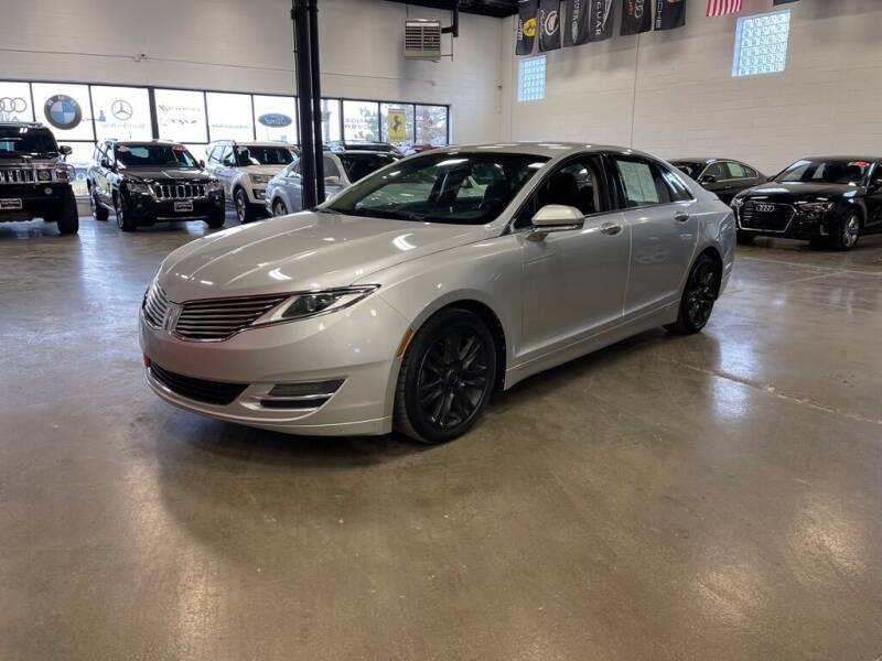 2013 Lincoln MKZ for sale at CarNova in Sterling Heights MI