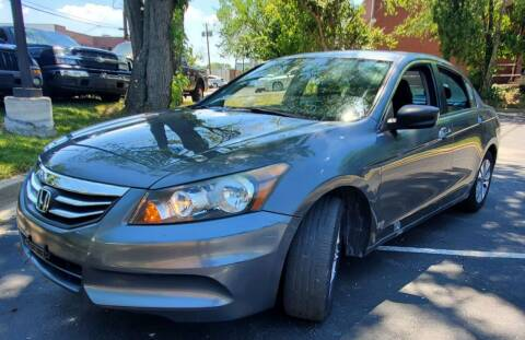 2012 Honda Accord for sale at Auto Wholesalers Of Rockville in Rockville MD