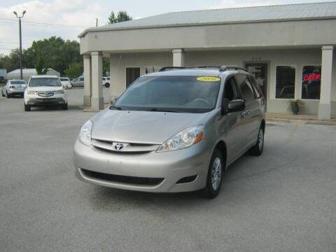 2010 Toyota Sienna for sale at Premier Motor Co in Springdale AR
