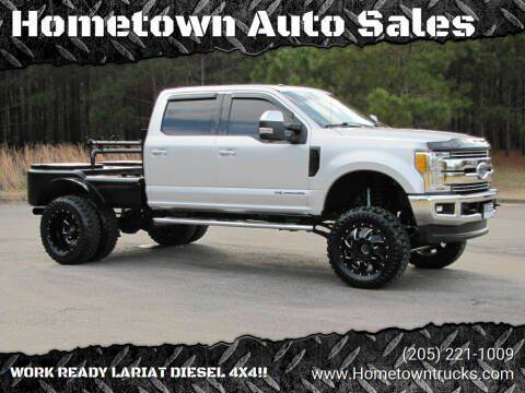 2017 Ford F-250 Super Duty for sale at Hometown Auto Sales - Trucks in Jasper AL