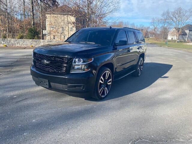 2015 Chevrolet Tahoe for sale at Lakewood Auto in Waterbury CT