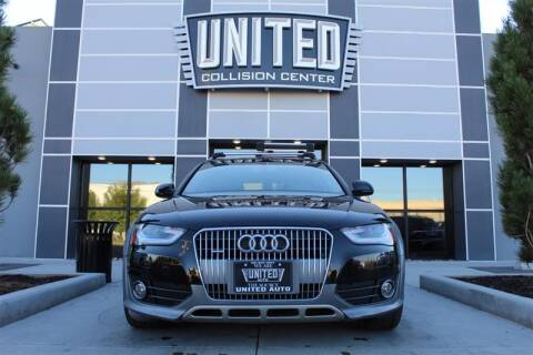 2016 Audi Allroad for sale at UNITED AUTO in Millcreek UT