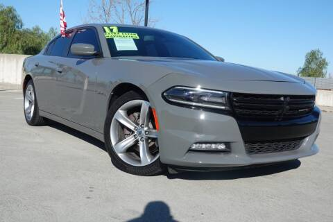 2017 Dodge Charger for sale at BAY AREA CAR SALES in San Jose CA