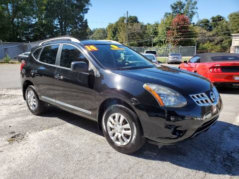 2014 Nissan Rogue Select for sale at Import Plus Auto Sales in Norcross GA