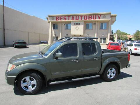 2005 Nissan Frontier for sale at Best Auto Buy in Las Vegas NV