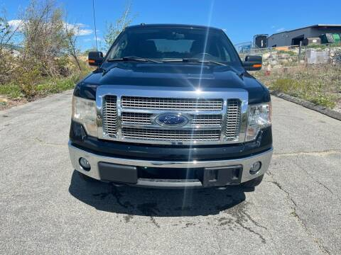 2009 Ford F-150 for sale at MCQ SALES INC in Upton MA