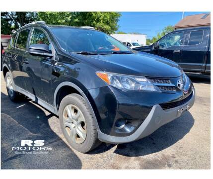 2015 Toyota RAV4 for sale at RS Motors in Falconer NY