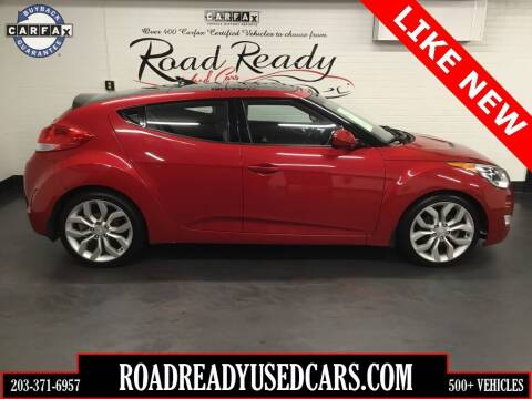 2013 Hyundai Veloster for sale at Road Ready Used Cars in Ansonia CT
