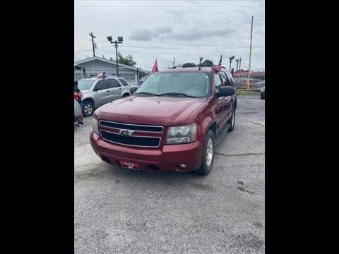 2010 Chevrolet Tahoe for sale at FREDY KIA USED CARS in Houston TX