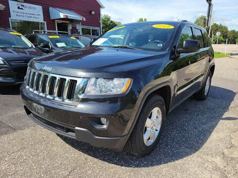 2011 Jeep Grand Cherokee for sale at Hwy 13 Motors in Wisconsin Dells WI