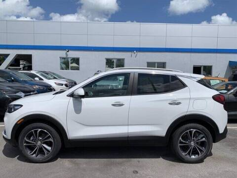 2020 Buick Encore GX for sale at Niles Sales and Service in Key West FL