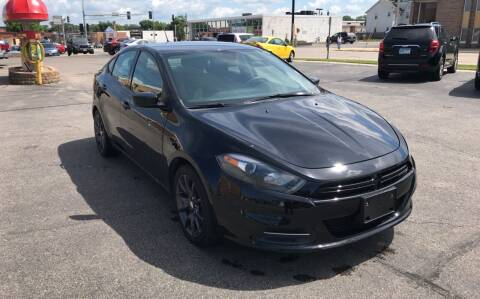 2016 Dodge Dart for sale at Carney Auto Sales in Austin MN