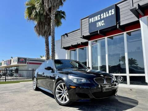 2008 BMW M5 for sale at Prime Sales in Huntington Beach CA