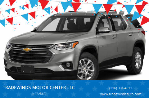 2018 Chevrolet Traverse for sale at TRADEWINDS MOTOR CENTER LLC in Cleveland OH