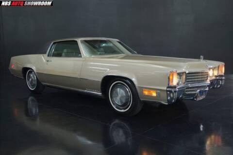 1970 Cadillac Eldorado for sale at NBS Auto Showroom in Milpitas CA