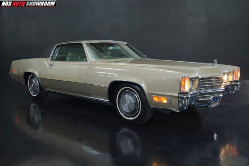 1970 Cadillac Eldorado for sale at NBS Auto Showroom in Milpitas CA