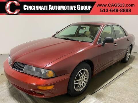 2002 Mitsubishi Diamante for sale at Cincinnati Automotive Group in Lebanon OH