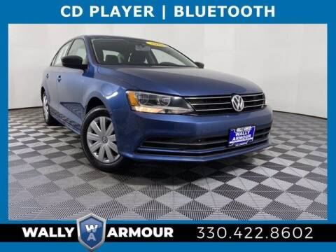 2016 Volkswagen Jetta for sale at Wally Armour Chrysler Dodge Jeep Ram in Alliance OH