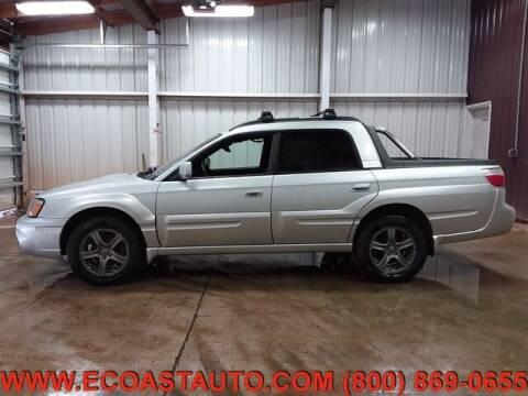 2005 Subaru Baja for sale at East Coast Auto Source Inc. in Bedford VA