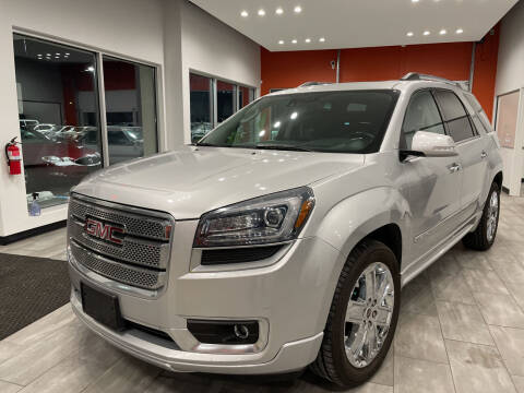 2015 GMC Acadia for sale at Evolution Autos in Whiteland IN