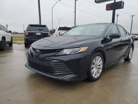 2019 Toyota Camry for sale at Bryans Car Corner in Chickasha OK