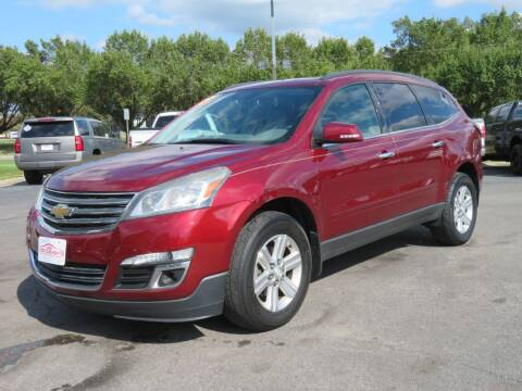 2015 Chevrolet Traverse for sale at Low Cost Cars North in Whitehall OH