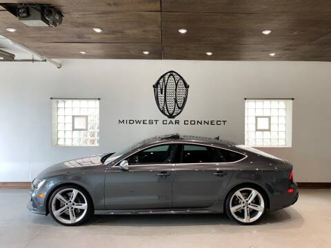 2016 Audi RS 7 for sale at Midwest Car Connect in Villa Park IL