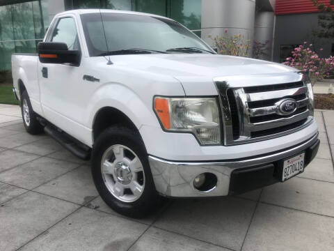 2010 Ford F-150 for sale at Top Motors in San Jose CA