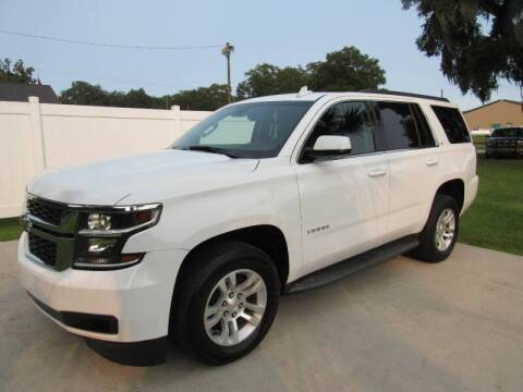 2015 Chevrolet Tahoe for sale at D & R Auto Brokers in Ridgeland SC