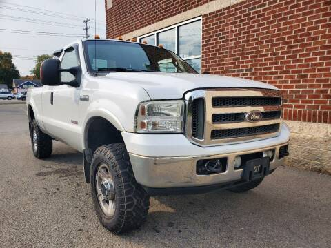 2005 Ford F-350 Super Duty for sale at Auto Pros in Youngstown OH