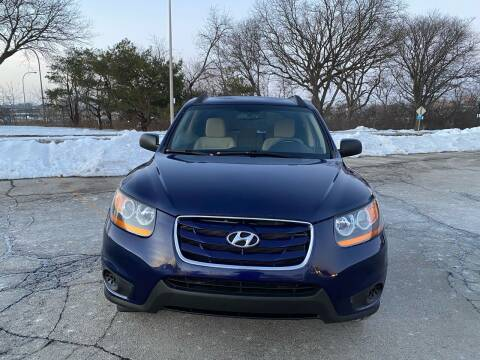 2010 Hyundai Santa Fe for sale at Sphinx Auto Sales LLC in Milwaukee WI