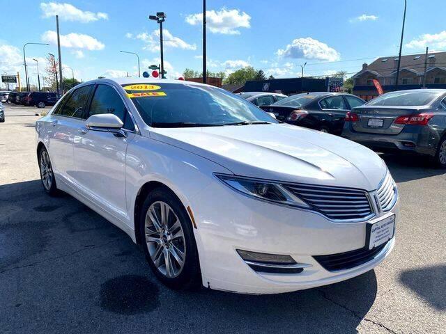 2013 Lincoln MKZ for sale in Bridgeview, IL