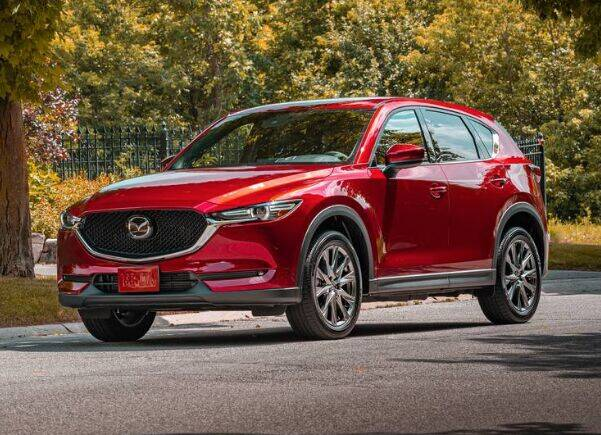 2021 Mazda CX-5 for sale at Diamante Leasing in Brooklyn NY