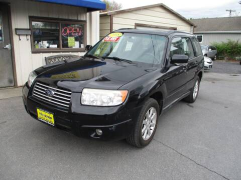 2008 Subaru Forester for sale at TRI-STAR AUTO SALES in Kingston NY