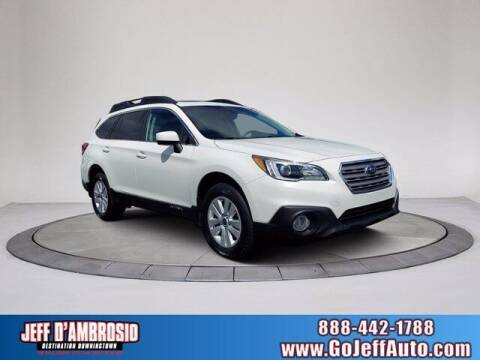2016 Subaru Outback for sale at Jeff D'Ambrosio Auto Group in Downingtown PA