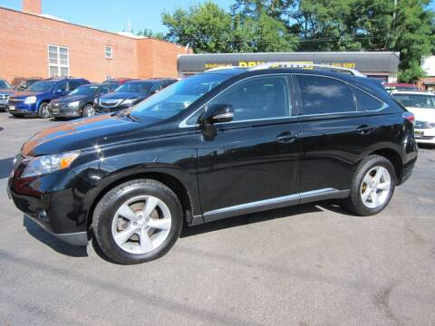 2010 Lexus RX 350 for sale at DRIVE TREND in Cleveland OH