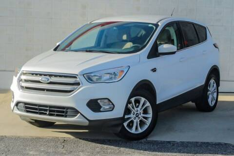 2017 Ford Escape for sale at Cannon Auto Sales in Newberry SC