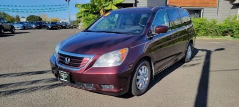 2010 Honda Odyssey for sale at Persian Motors in Cornelius OR