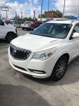 2013 Buick Enclave for sale at H.A. Twins Corp in Miami FL