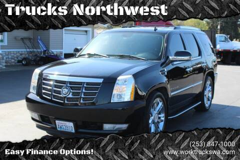 2007 Cadillac Escalade for sale at Trucks Northwest in Spanaway WA